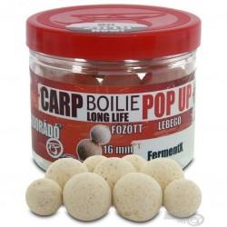 HALDORADO - Boilie Long Life Pop Up  - FermentX 16-20 mm