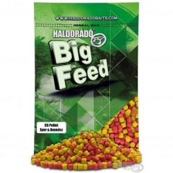 HALDORADO Big Feed - C6 Pellet - Capsuna & Ananas 900 g