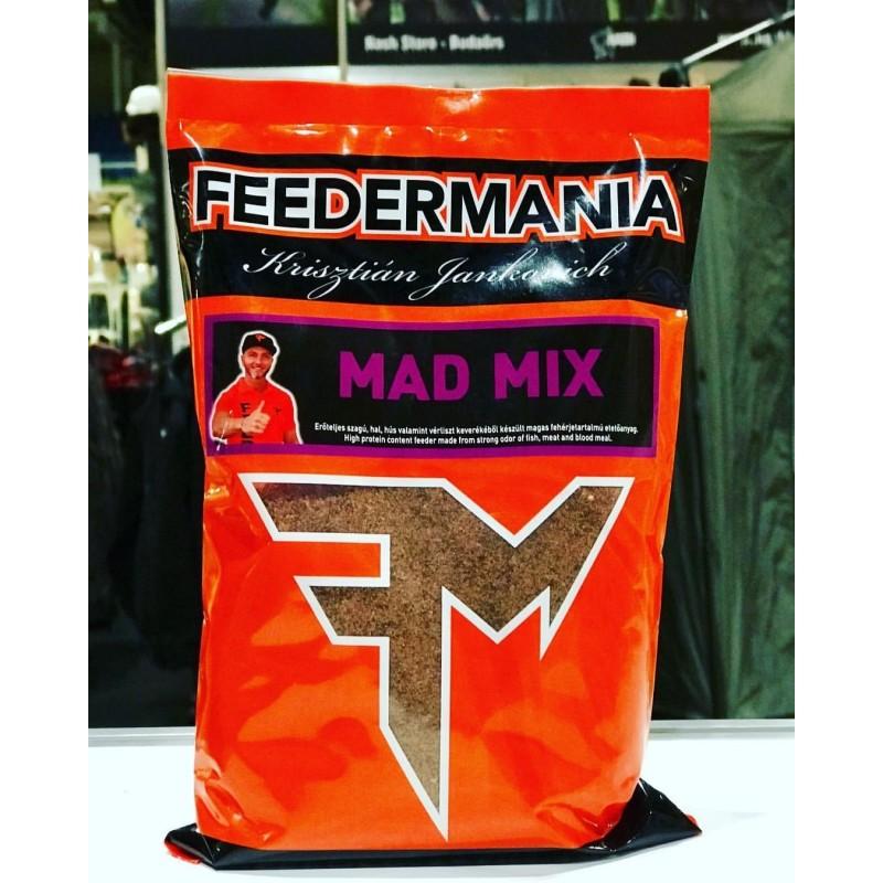 FeederMania Groundbait MAD MIX