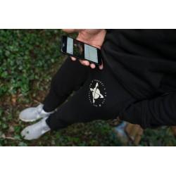 CC Moore Pantaloni Black Joggers